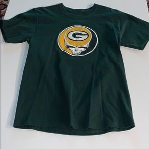 Green Bay Packers - Grateful Dead Tee